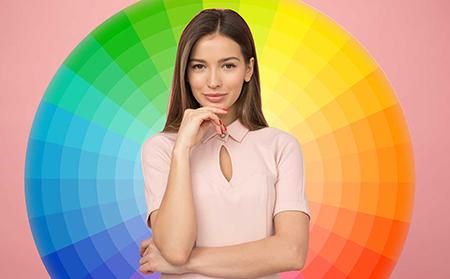 I Have the Power Coloração Pessoal, imagem pessoal