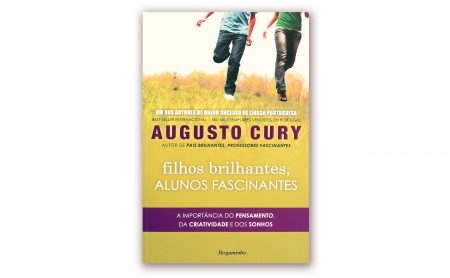 Augusto Cury - FILHOS BRILHANTES, ALUNOS FASCINANTES
