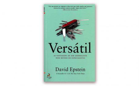 "David Epstein – ""VERSÁTIL"""