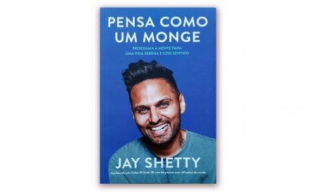 """Jay Shetty – """"PENSA COMO UM MONGE"""""""