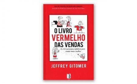 """Jeffrey Gitomer – """"O LIVRO VERMELHO DAS VENDAS"""" (Ed"""