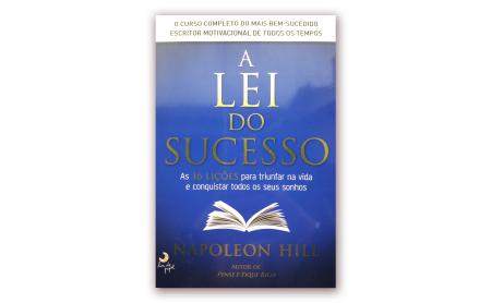 """Napoleon Hill – """"A LEI DO SUCESSO"""""""
