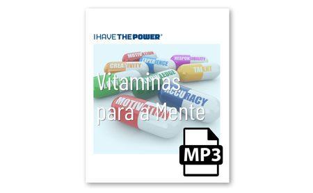 Vitaminas para a mente – Subscrição MENSAL de Áudio On-line